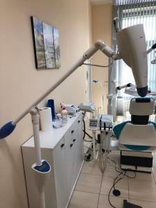 Bělení zubů pomocí lampy Beyond